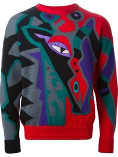 装飾 セーター
