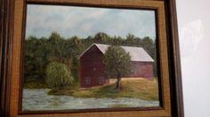 Barn at Shenandoah Lake