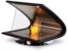 Eco-Friendly Fireplace