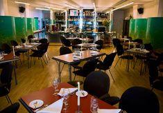 Restaurant Bordewijk op de Noordermarkt