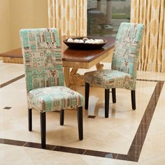 The India Dining Chairs are a perfect set to bring together any space in your home. They compliment almost any decor and even double as extra seating. These chairs will satisfy for years to come by of