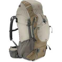 REI Women's Crestrail 48 Pack. For treks requiring less gear, and warmer weather outings.