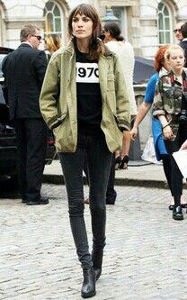 #streetstyle #style #fashion #alexachung