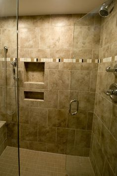 1000 Images About Tiled Walk In Shower On Pinterest