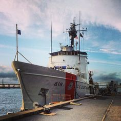 """USCGC Diligence (WMEC-616), Wilmington, NC  """"Keep thy heart with all diligence; for out of it are the issues of life"""" (Proverbs 4:23)"""