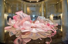 dale chihuly, the Bronx