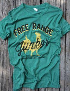 kelly green free range junker - Junk GYpSy co.