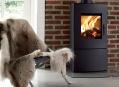 Uniq 19 Freestanding Stoves, Woodburning, Winter, Wood Burning, Log Burner