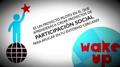 Nos apasiona participar en proyectos pilotos! WakeUp Youth! #ParticipaciónSocial #Emprendimiento #Juventud con Consejo Juventud Extremadura