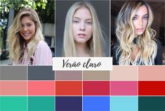 Color Harmony, Soft Summer, Summer Colors, Personal Stylist, Casual Chic, Blonde Hair, Stylists, Fashion Looks, Inspiration
