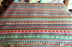 mixed-stitch-stripey-blanket1