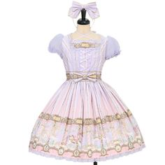 Worldwide shipping available ♪ Angelic Pretty ☆ ·. . · ° ☆ Day Dream Carnival dress + Headband set https://www.wunderwelt.jp/en/products/%EF%BD%97-15871  IOS application ☆ Alice Holic ☆ release Japanese: https://aliceholic.com/ English: http://en.aliceholic.com/
