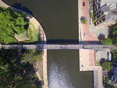 Aerial Photography, Western Australia, Drones, Perth, Bridge, Bridges, Attic, Bro