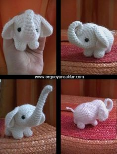 Amigurumi Baby Elephant Pattern PATTERN DEAL Buy 4 get 1 free ! You can order any 4 pattern and get 1 free … Please advise your choise when purchasing. ————————————————————- The Baby Elephant is. Crochet Animal Patterns, Crochet Patterns Amigurumi, Stuffed Animal Patterns, Crochet Animals, Crochet Dolls, Crochet Elephant Pattern Free, Afghan Patterns, Free Pattern, Crochet Kawaii