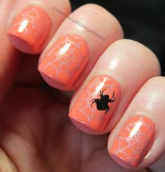 DIY Halloween Nails : Creative Nail Design By Sue