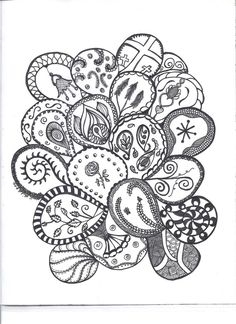 Paisley Patterns by ~Heidipickels on deviantART