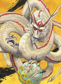 Art Vampire, Vampire Knight, Japanese Dragon, Chinese Dragon, Dragon Dreaming, Cool Dragons, Year Of The Dragon, Dragon's Lair, Dengeki Daisy