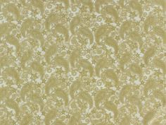 Weihnachtsstoff, Paisley & Sterne, creme-gold
