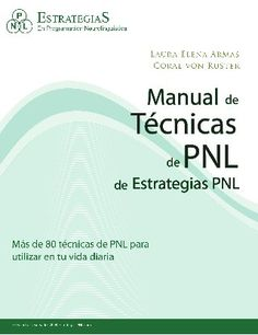 Armas laura elena manual de tecnicas de pnl