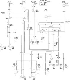 1955 t bird wiring diagram 1955 55 Ford Thunderbird (T