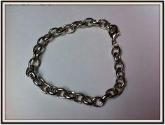 bracelet pour charm's gros maillons avec cinq charm's au choix : Bracelet par nessymatriochka
