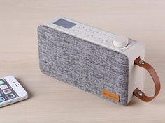 Scansonic PA6000 - FM/DAB+ Radio m. Bluetooth