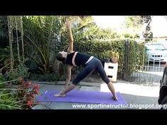 Yoga para bajar peso