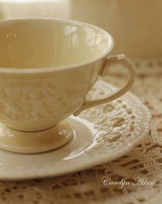 Cup & saucer...