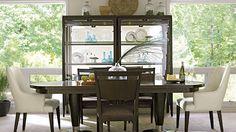 Salle à manger: créer l'anti-kit parfait   CHEZ SOI Photo: Maison Ethier #salleamanger #table