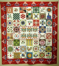 Traditional Quilt Category ~ 2012 Tokyo International Great Quilt Festival.  Photo by Be*mused.