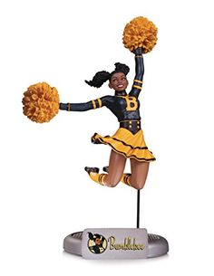 DC Collectibles Comics Bombshells Bumblebee Statue * Learn more by visiting the image link.