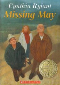 1993 - Missing May by Cynthia Rylant. Downstairs in our Juvenile section Newbery Award, Newbery Medal, Cynthia Rylant, American Library Association, Overcoming Adversity, Dream Library, Library Services, Award Winning Books, American Children