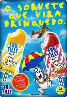 Frutilly. | 32 sabores inesquecíveis da sua infância que foram extintos