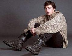 Вязание спицами свитера для мужчин с подробным ходом работы