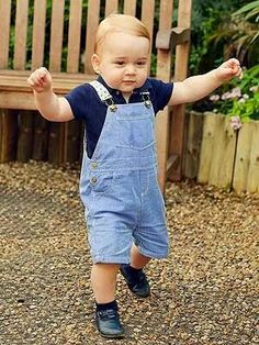 Prince George will become a big brother soon