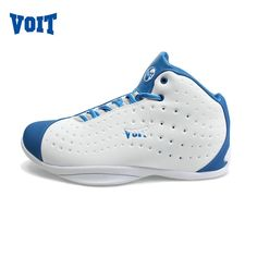43.40$  Watch here - http://airl0.worlditems.win/all/product.php?id=32725505555 - VOIT Sport Shoes Esay To Bend Wear Non-slip High-Top Basketball Athletic Traning Sneakers Breathable Wavy Grip Outdoor 133160761