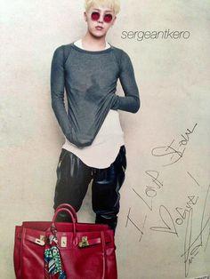 GD Jiyong / G Dragon ♡ #Kpop #BigBang for Vogue Korea, 17th Anniversary