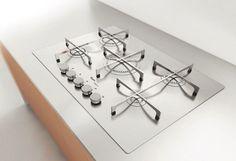 8 réfrigérateurs et plaques de cuisson design pour la cuisine - Côté Maison
