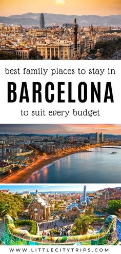 Planning to visit Barcelona with kids? Where do you find the best family-friendly hotels & accommodation in Barcelona? An area guide plus our hand-picked favourites to suit every budget Best Hotels Barcelona, Visit Barcelona, Travel With Kids, Family Travel, Family Vacations, Hotels For Kids, European Destination, Budget, Around The Worlds
