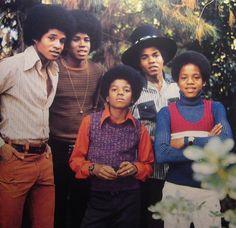 "twixnmix: ""The Jackson 5 photographed by Jim Britt, "" Paris Jackson, The Jackson Five, Mike Jackson, Jackson Family, Jackie Jackson, Lisa Marie Presley, Elvis Presley, Jermaine Jackson, Gary Indiana"