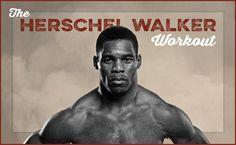 Herschel Walker's Fitness & Workout Routine