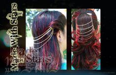 Hair Chain - Hair jewelry