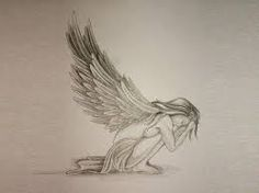 praying angel tattoo - Google Search
