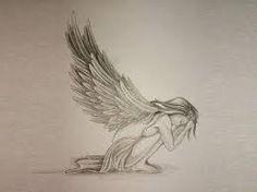 praying angel tattoo - Google Search