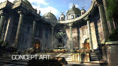 Making of Gears of War Environments…