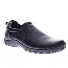 Spring Step Men's Beckham Color Black Size - 44 (10.5-11) - http://shoes.goshopinterest.com/mens/loafers-mens/spring-step-mens-beckham-color-black-size-44-10-5-11/