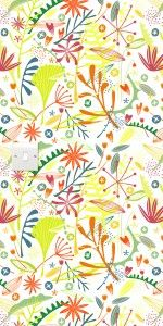 Tropical wallpaper by Nic Squirrell at Bespo.