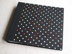 IONA BINDING - Handmade album covered with Japanese fabric.