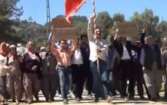 Single Men in Turkish Village Stage Protest Demanding Women Stop Refusing Their Marriage Proposals - http://www.odditycentral.com/news/single-men-in-turkish-village-stage-protest-demanding-women-stop-refusing-their-marriage-proposals.html