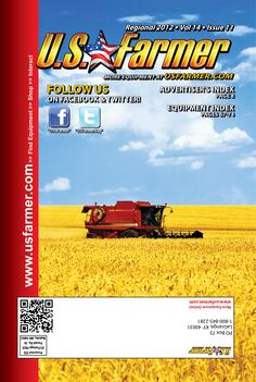 US Farmer Front cover